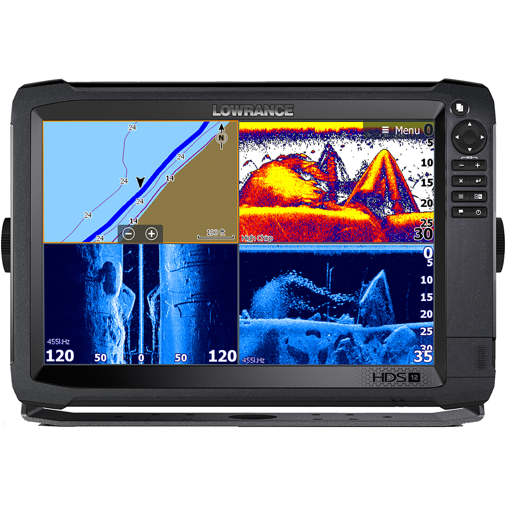 New Lowrance Carbon HDS - The Hull Truth - Boating and Fishing Forum